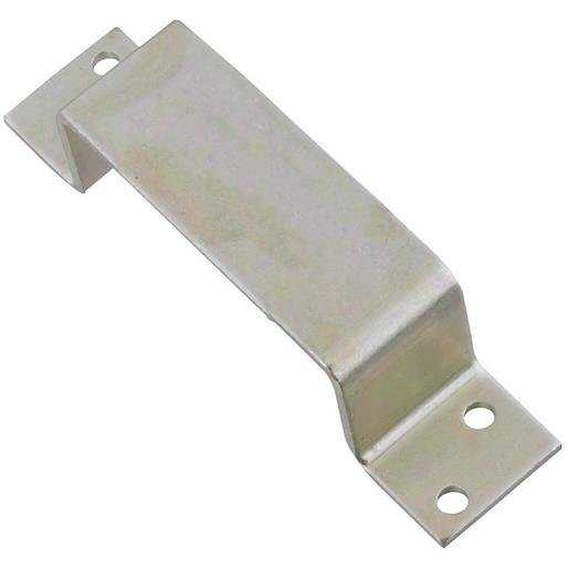 National Mfg. Zinc Closed Bar Holder N235291 Unit: EACH