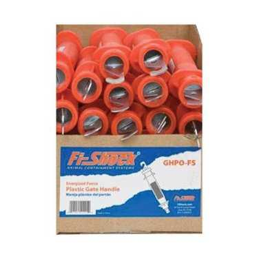 Fi-Shock GHPO-FS Plastic Gate Handle, Orange