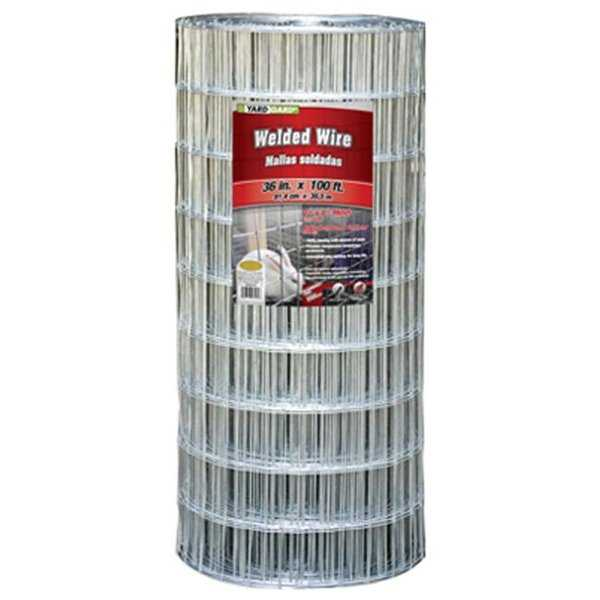 Midwest Air 308321A 36 in. x 100 ft. Galvanized Welded Wire